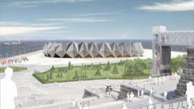 Sport/concert complex Bakoe Azerbeidzjan