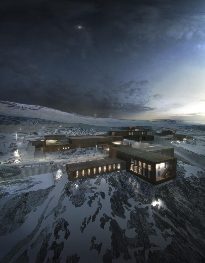 Groenland Detentiecentrum