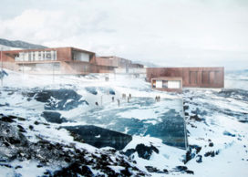 Groenland krijgt architectonisch detentiecentrum