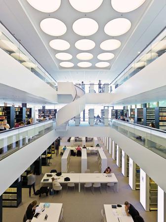 Grotiusgebouw winnaar Architectuurprijs Nijmegen