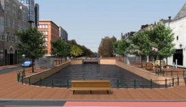 Aanleg nieuwe Haagse Gracht