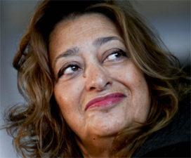 Vanaf nu: Dame Zaha Hadid