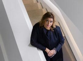 Zaha Hadid overleden