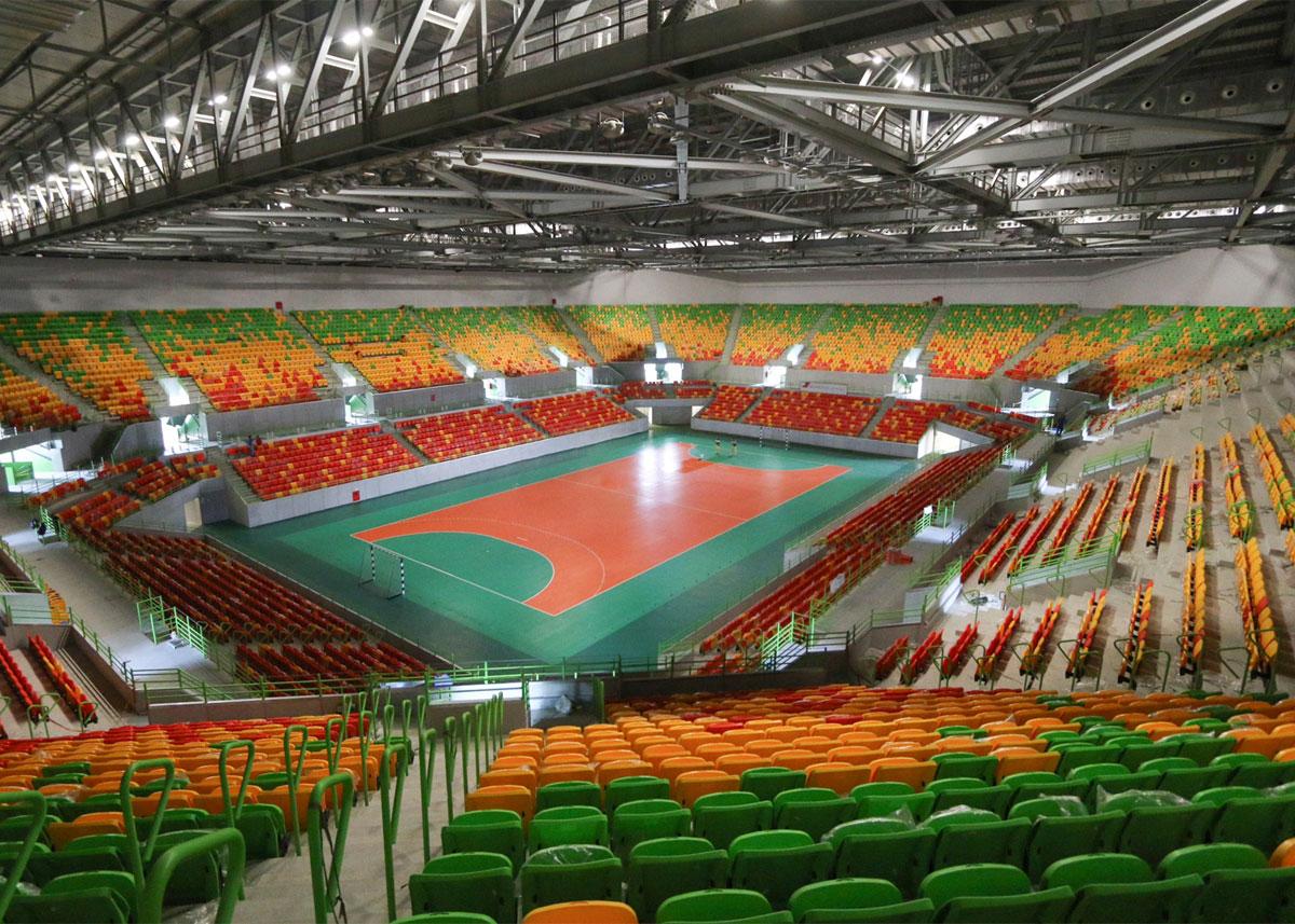 Handbal Arena OS Rio 2016