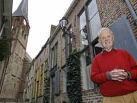 Voormalig Deventer stadsarchitect Harry Rademaker overleden