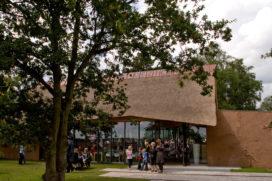 Paviljoen Heidezicht Bussum geopend