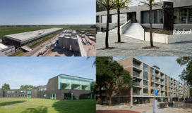 Vier nominaties ARC14 Architectuur Award