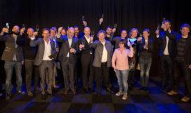 Winnaars ARC Awards 2014
