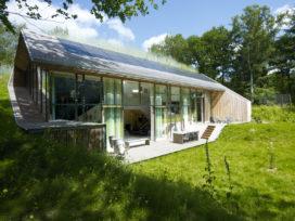 Villa Dutch Mountain in Huizen door denieuwegeneratie