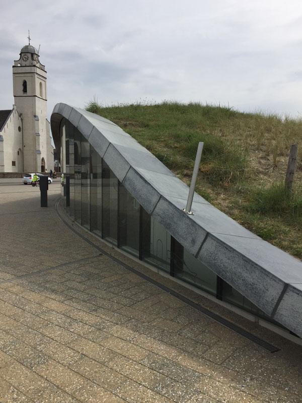 Opinie Harm Tilman Katwijk Parkeergarage - Kustwerk Duinlandschap