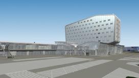 Start uitbreiding terminal en hotel Eindhoven Airport