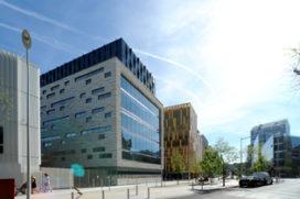 KCAP en Ateliers 115 realiseren duurzaam kantoor in Frankrijk