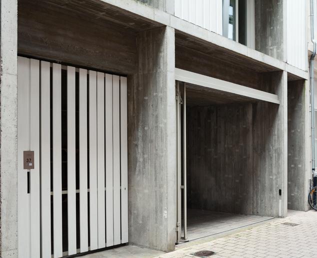 Ketelvest, Ghent, Belgium, Architects: MJosé Van Hee Architecten © photo: Michiel De Cleene Opinie Harm Tilman