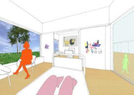 LIAG ontwerpt nieuw Nationaal Kinderoncologisch Centrum