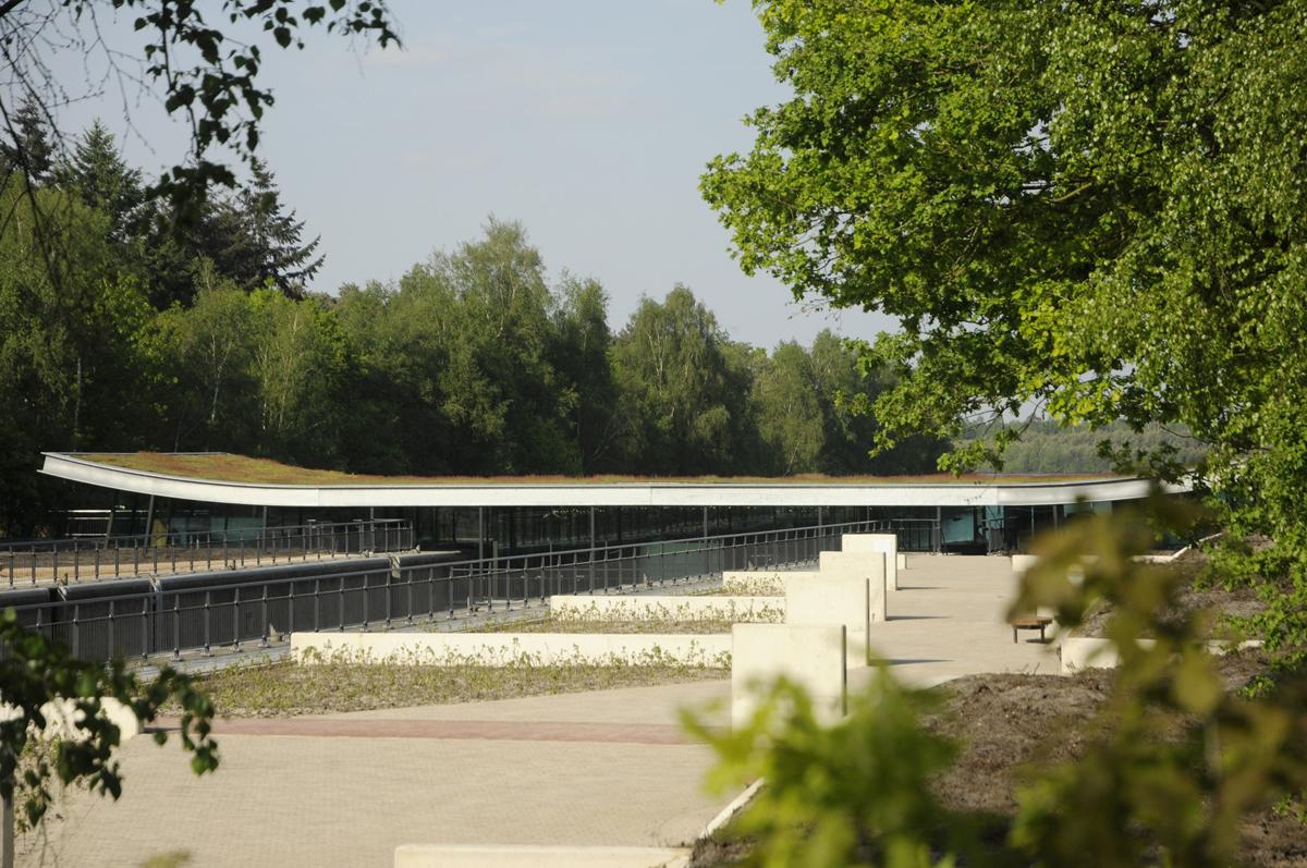 Bezoekerscentrum Maasduinen
