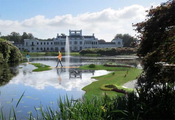 Made by Holland ontwerpidee nieuwe bestemming Paleis Soestdijk