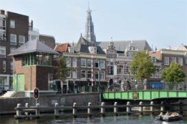 Opening 't Melkhuisje in Haarlem