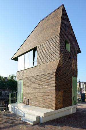 t Melkhuisje van VanEigArchitecten genomineerd voor de ARC16 Architectuur Award is een van de deelnemers aan de architectuurdialogen tussen Nederland_Vlaanderen