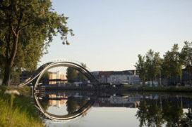 Melkwegbrug officieel in gebruik genomen