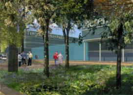 Monnikenberg Hilversum wordt zorgpark