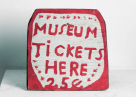 Agendatip: The Museum of Everything