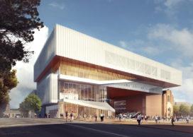 OMA en Hassell Design tonen ontwerp Museum Perth