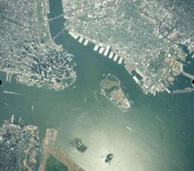 Drijvende steden in New York
