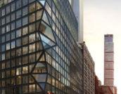 OMA toont ontwerp eerste woontoren New York