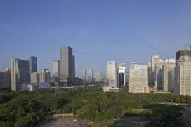 OMA levert Shenzhen Stock Exchange op