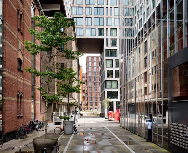 Oostelijke Handelskade, Architects: Felix Claus Dick van Wageningen Architecten, Amsterdam, the Netherlands © Photo: Michiel De Cleene Opinie Harm Tilman