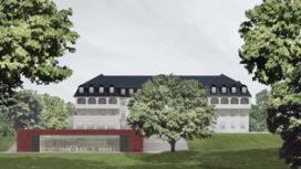 Start verbouwing en uitbreiding parlement Eupen (B)