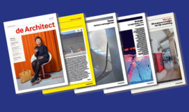 de Architect april 2016