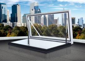 Gorter® presenteert het nieuwe beglaasde dakluik