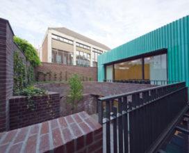 iNeX architecten winnaar Victor de Stuersprijs 2011
