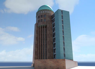 Watertoren Naaldwijk _ HET Architectenbureau