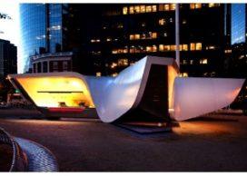 Paviljoen van UNStudio in New York open voor publiek