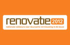 Vakbeurs Renovatie van 6 tot en met 8 maart 2012