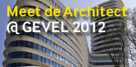 Programma Meet de Architect op GEVEL 2012