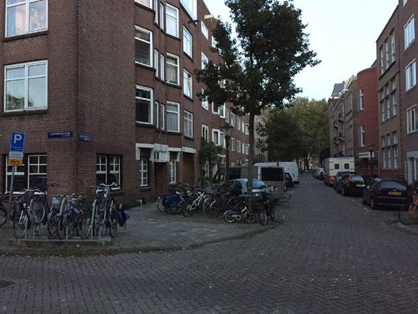 Opinie Harm Tilman Tijdelijk wonen in Amsterdam een recht?