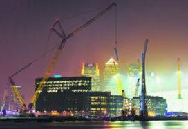 Londen OS 2012: kabelbaan en fakkel