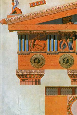 Pantheon - Opinie Marjolein van Eig - Polychromie in haar zuiverste vorm