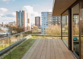 Penthouse voor rijkere student