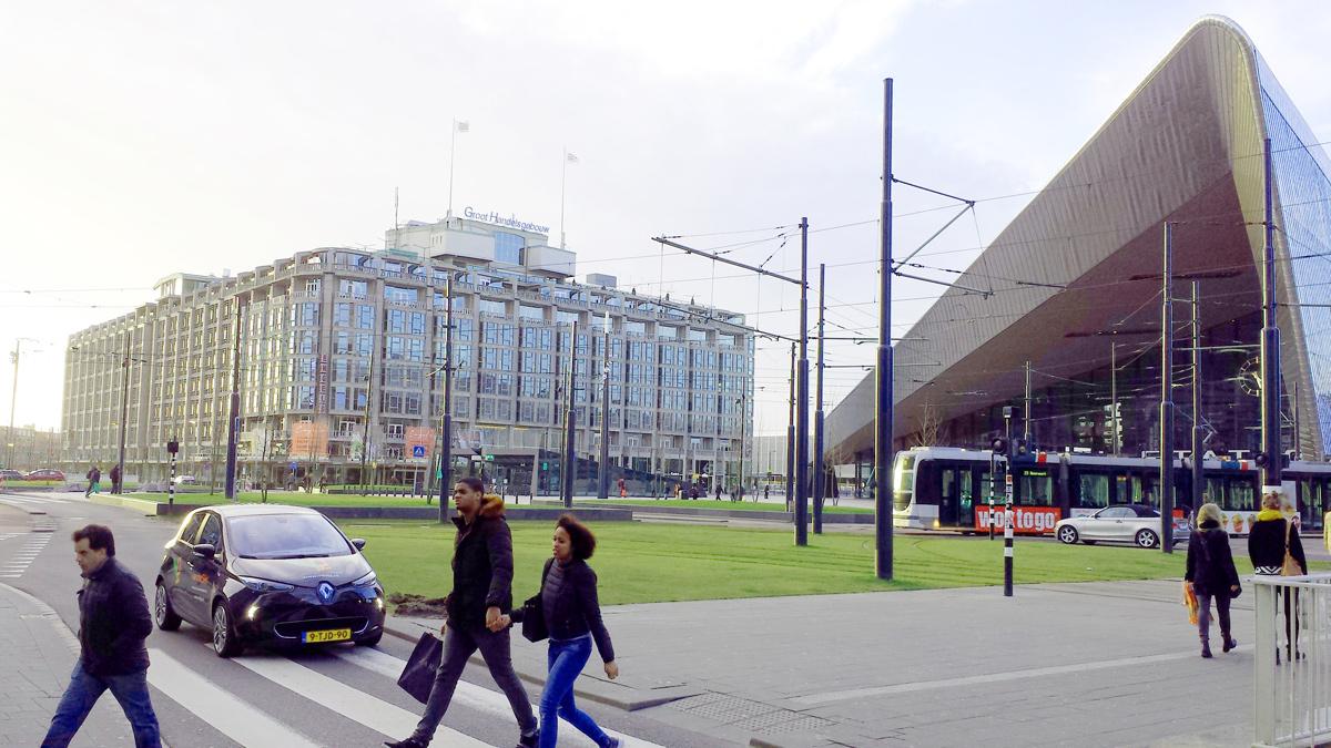 Blog Pepijn Bakker _Groot Handelsgebouw Rotterdam