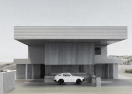 Cruz y Ortiz ontwerpt entree Joint Research Centre EU in Petten