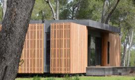 Passief PopUp House door Multiple Studio (F)