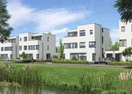 Bouwstart woningen Riet Park Den Bosch