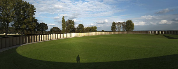 Ring of Rememberence - Nominatie RIBA International Award