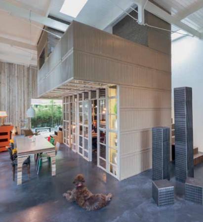 House of Rolf, Studio Rolf.fr i.s.m. Niek Wageman. de Architect, oktober 2015. Fotos Jeroen Musch
