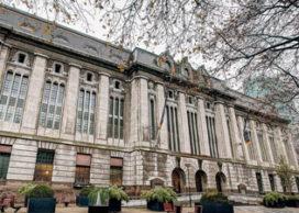 Nieuwe bestemming Postkantoor Coolsingel Rotterdam