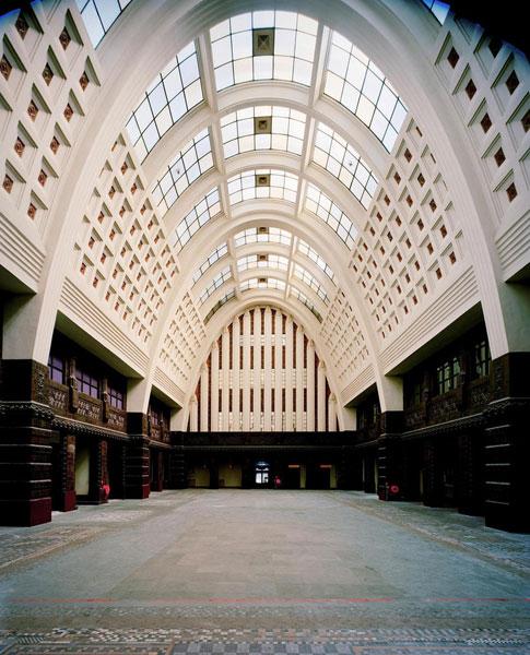 Renovatie Postkantoor Rotterdam Coolsingel